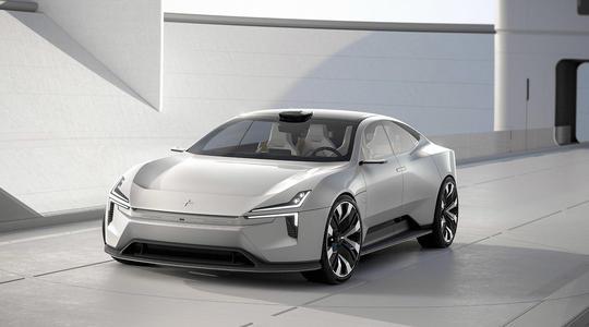 高性能电动汽车品牌极星正在加速新能源汽车市场的布局