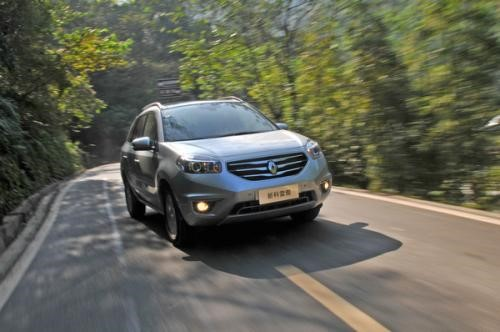 评测:2012款科雷傲和2012款智跑燃油如何