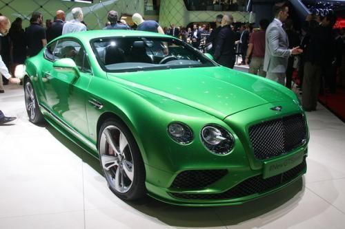 评测:宾利全新欧陆GT和福特Mustang性能怎么样